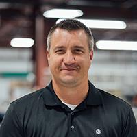 Portrait image of Brian Kaeppel