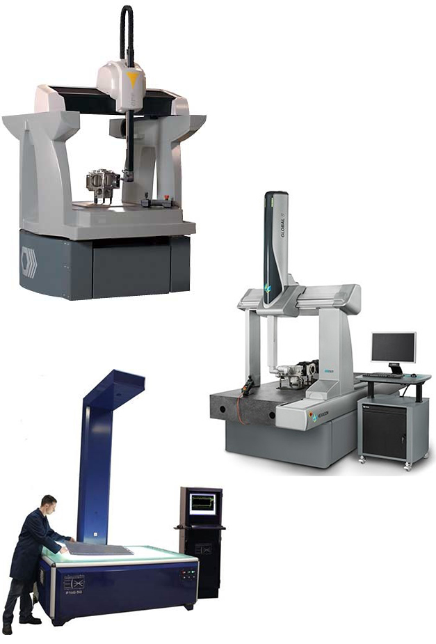quality assurance machines